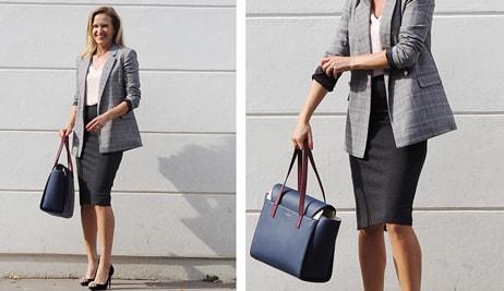 Outfitová inspirace: Do kanceláře
