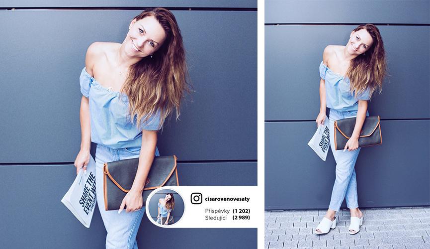 Outfit podle blogerky CisaroveNoveSaty