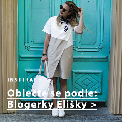 Outfitová inspirace podle blogerky Elišky