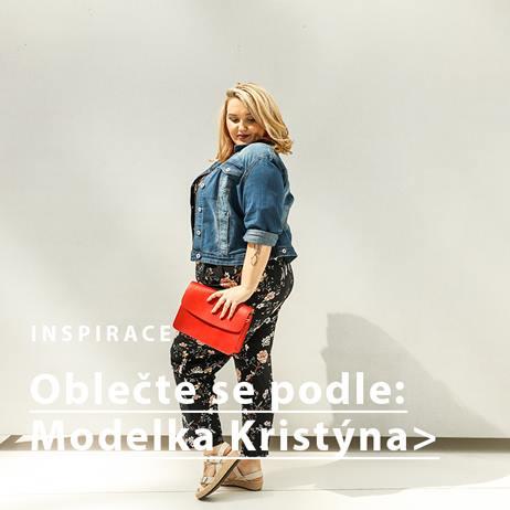 Outfitová inspirace podle blogerky Simony