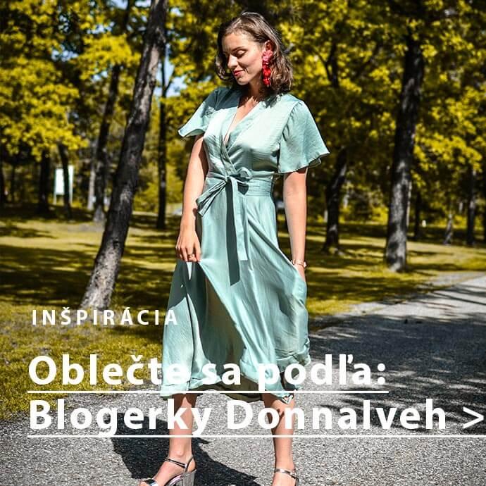 Outfit podľa blogerky DonnaIveh