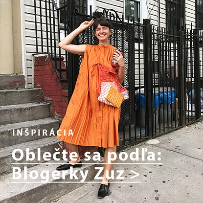 Outfit podľa blogerky Zuz