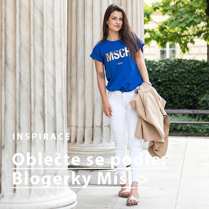 Oblečte se podle blogerky Míši
