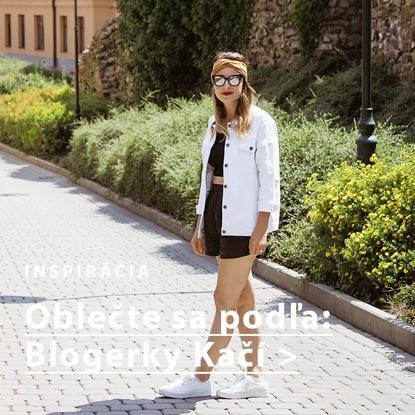Outfit podľa blogerky Kačí