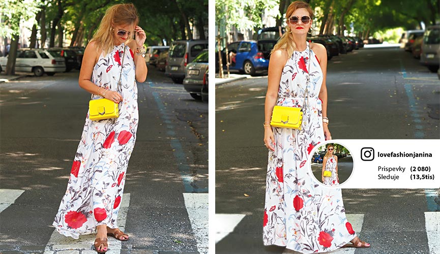 Outfit podľa blogerky Janiny