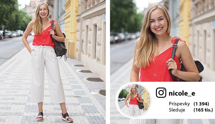 Outfit podľa blogerky Nicole