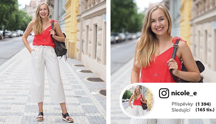 Outfit podle blogerky Nicole