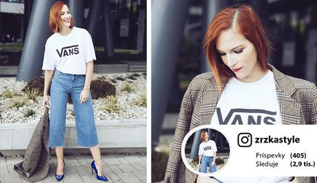 Outfit podľa blogerky Zuzany