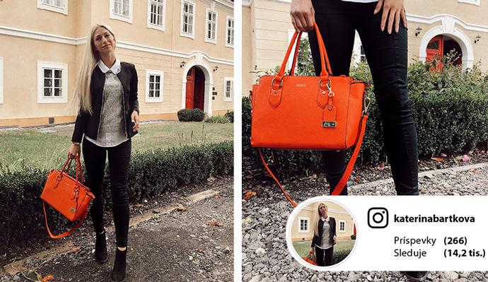 Outfit podľa blogerky Kateřiny