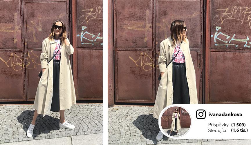 Outfit podle blogerky Ivany
