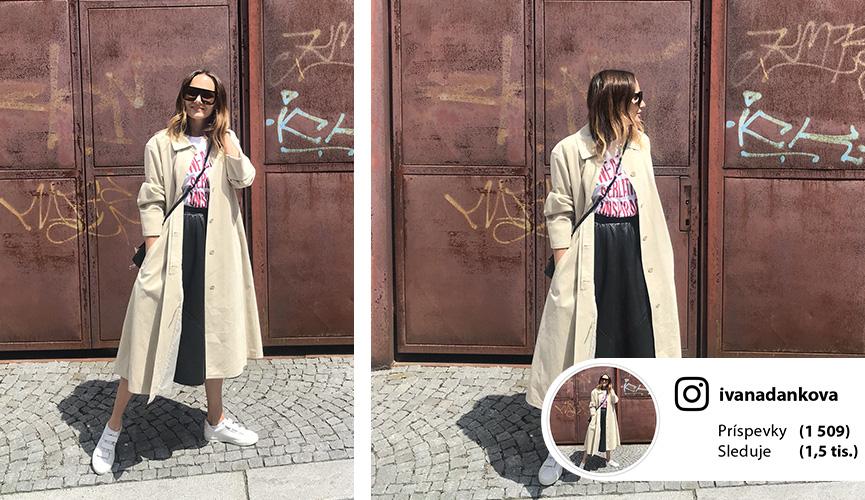 Outfit podľa blogerky Ivany