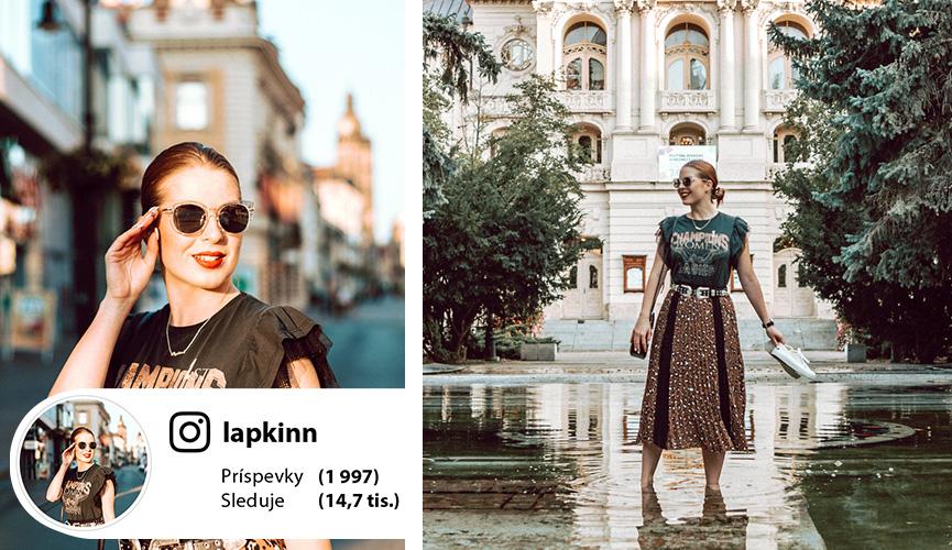 Outfit podľa blogerky Lindy