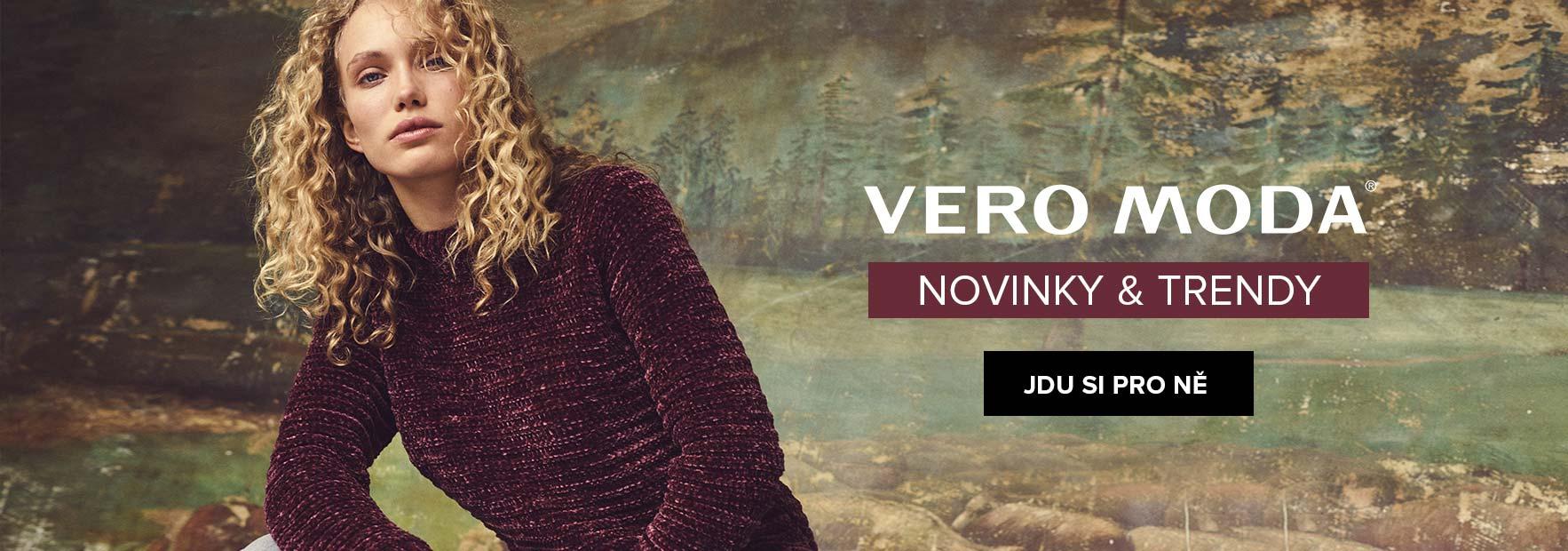Novinky & trendy od VERO MODA