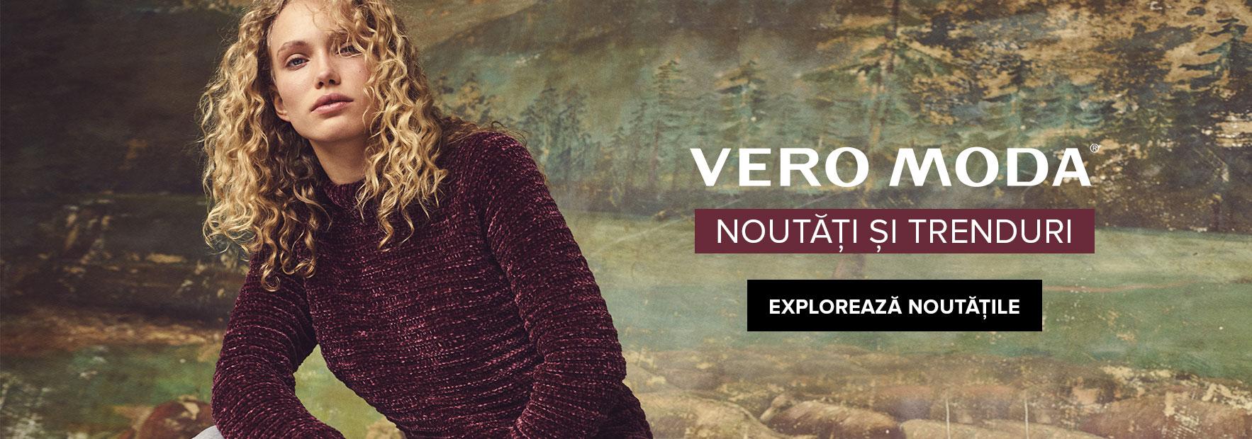 Noutăți și trenduri de la VERO MODA