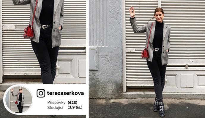 Outfit podle blogerky Terezy