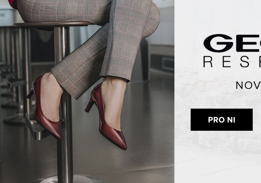 Novinky & trendy od Geox PRO NI