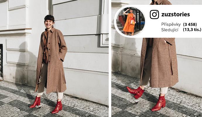 Outfit podle blogerky Zuz