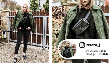 Outfit podľa fotografky Terezy
