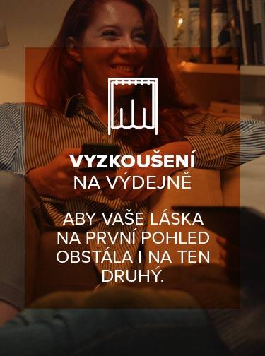 ZOOT.cz | Vyzkoušení na výdejně