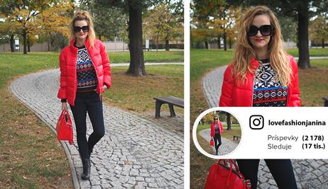 Outfit podľa blogerky Jany