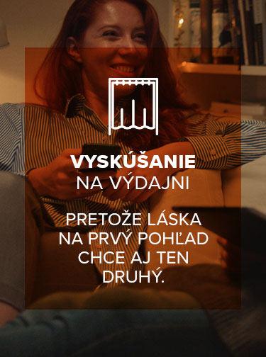 ZOOT.sk | Vyskúšanie na výdajni