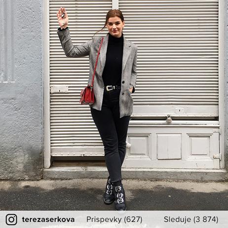 Outfit podľa blogerky Terezy