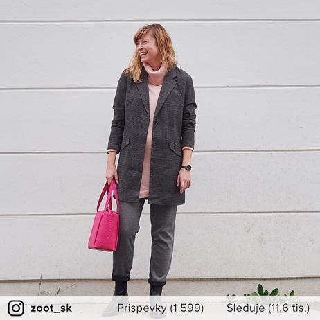 Outfit podľa blogerky Aničky