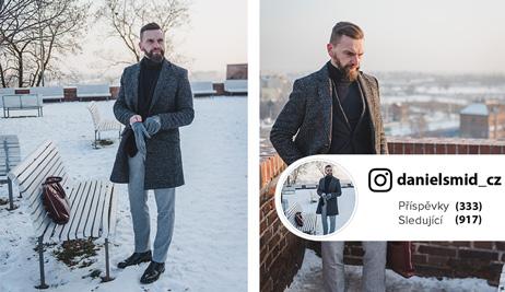 Outfit podle Daniela Šmída