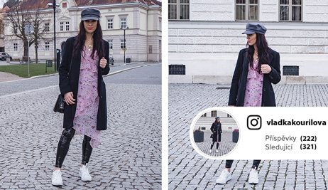 Outfit podle blogerky Vlaďky