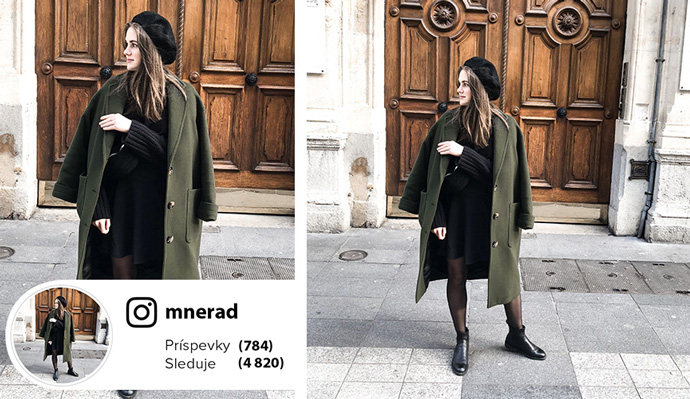 Outfit podľa blogerky Marie