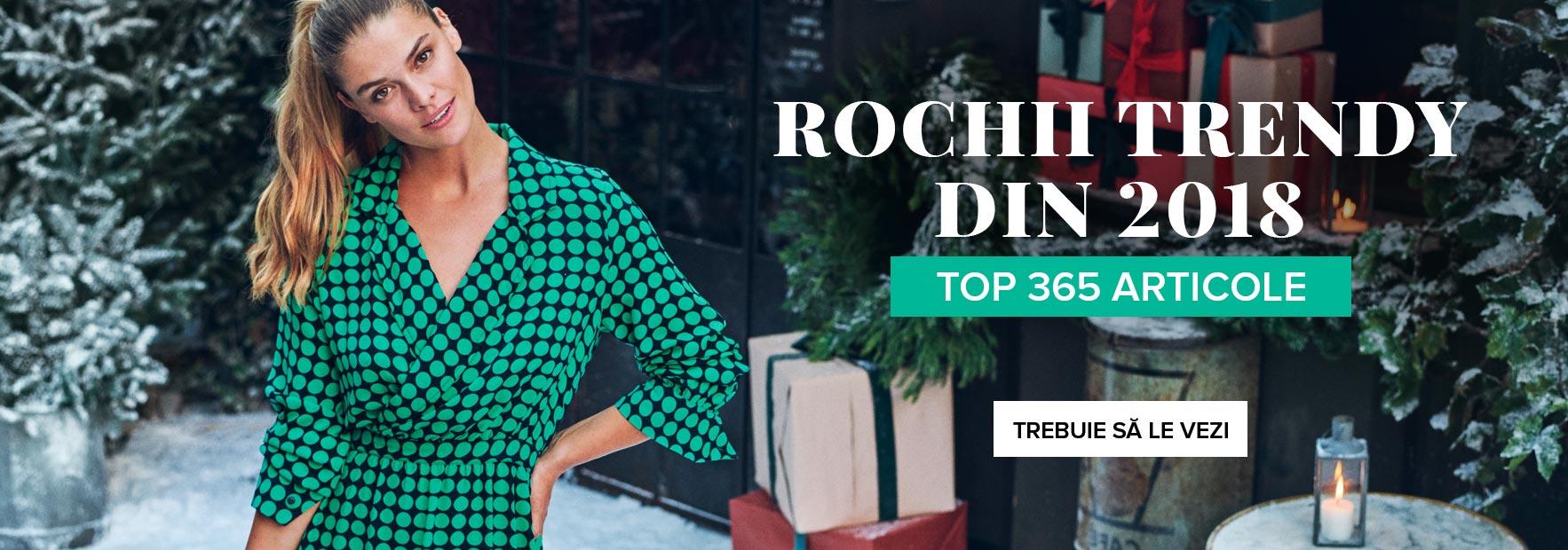 TOP 365 rochii din anul 2018