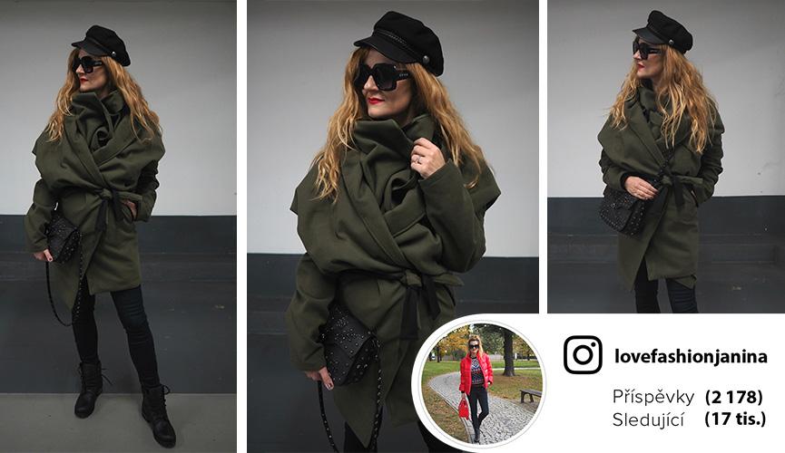 Outfit podle blogerky Janiny