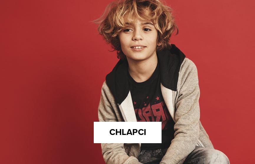 Detská móda pre chlapcov