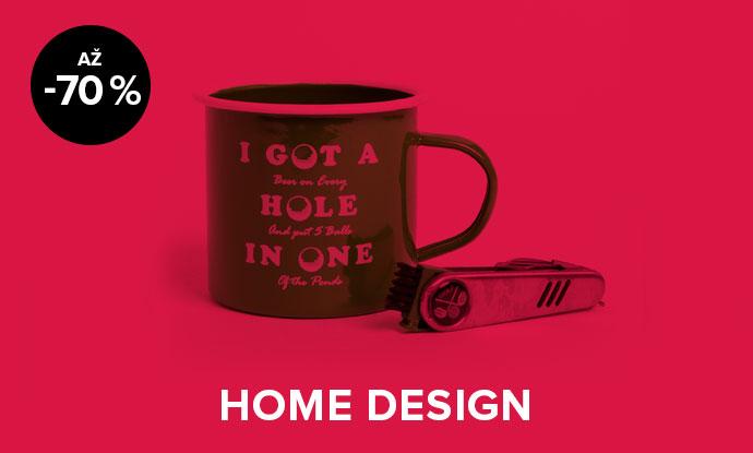 Až 70% sleva na home design