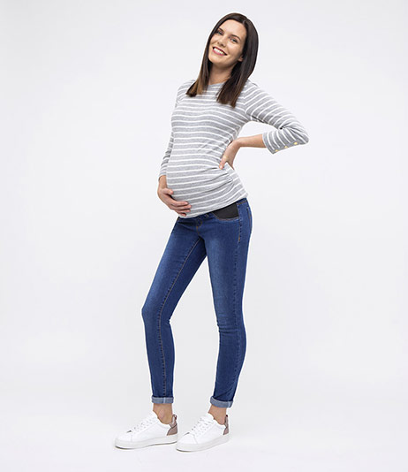 Maternity rifle - Outfit na postave