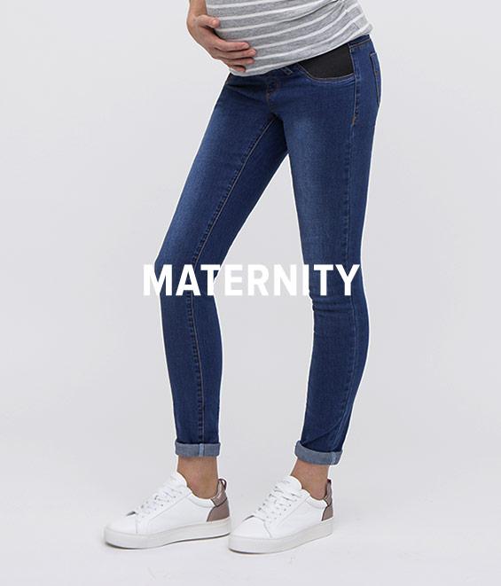 Maternity džíny