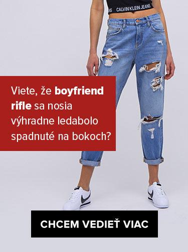 Sprievodca strihmi riflí - Boyfriend rifle