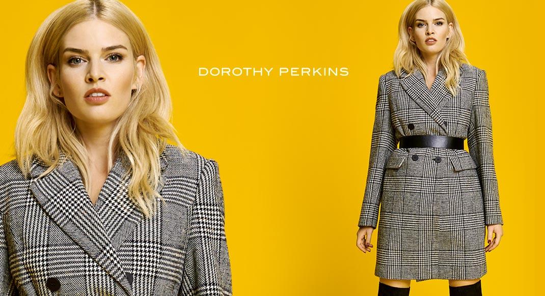 Podzimní novinky od Dorothy Perkins