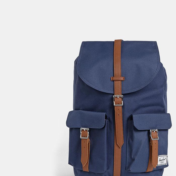 Batohy, tašky, peněženky