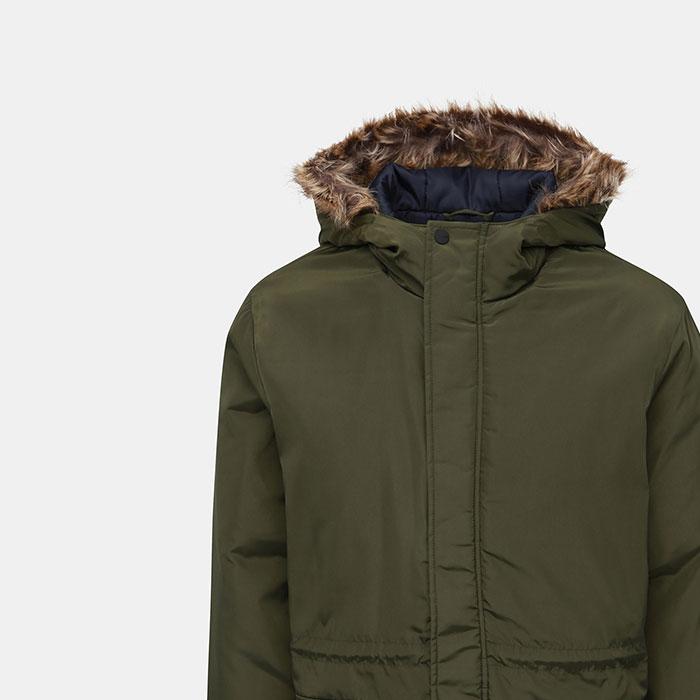 Bundy, kabáty, saka