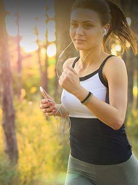 Na běhání