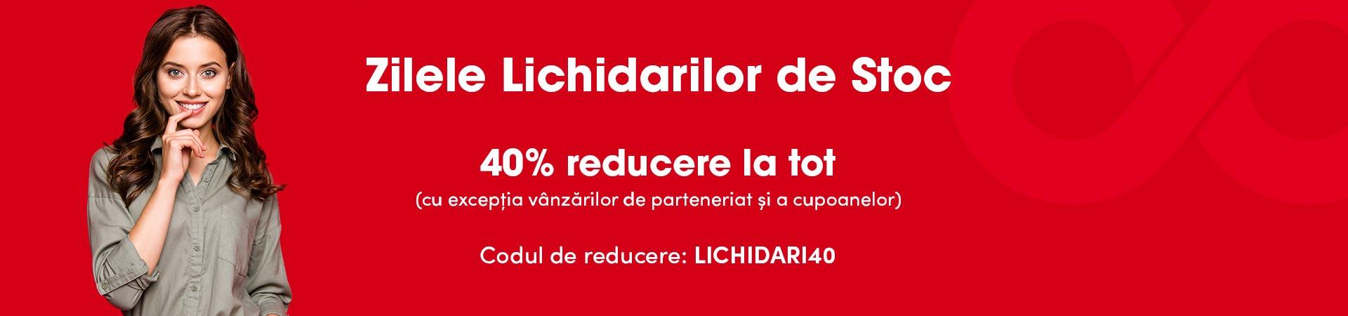 ZILELE LICHIDARILOR DE STOC