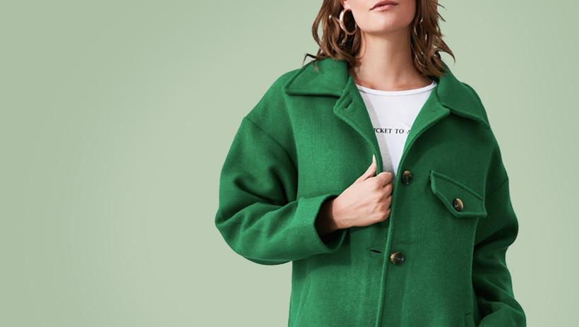Kabáty a bundy za 899 Kč