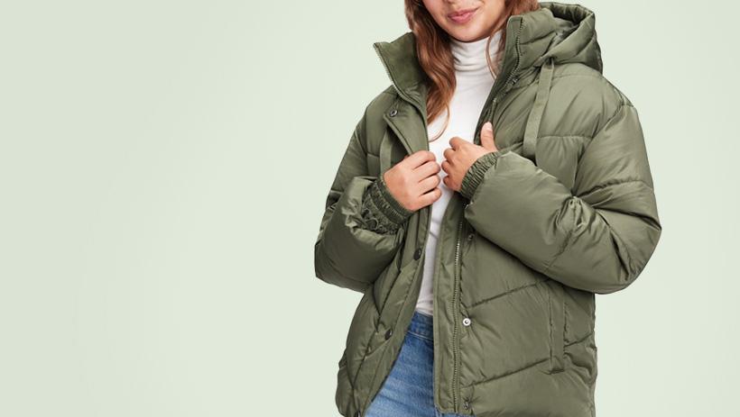 Kabáty a bundy za 1 299 Kč