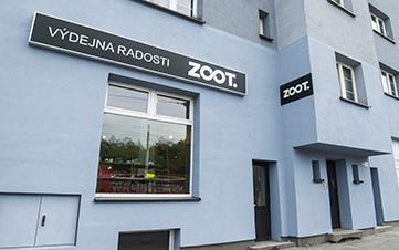Výdejna radosti - Ostrava